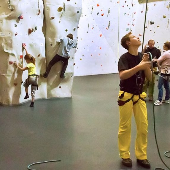Klettern für Kinder & Jugendliche